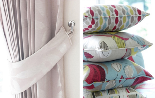 Cushions & Tiebacks