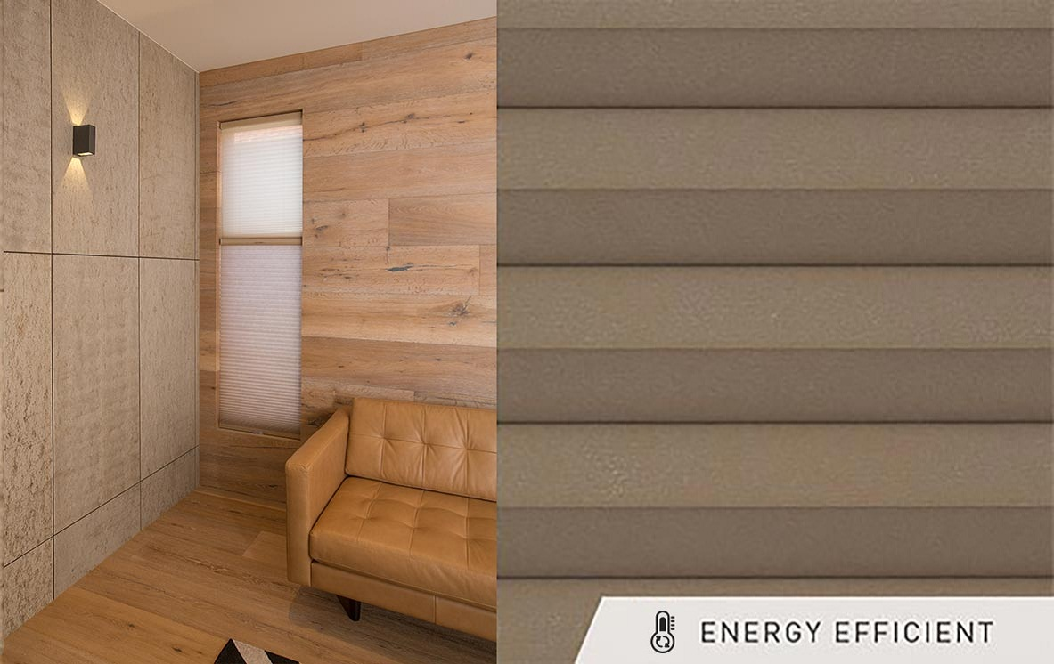Thermacell Cellular Blinds