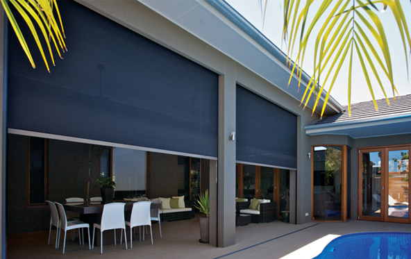 Zip / Channel Awnings
