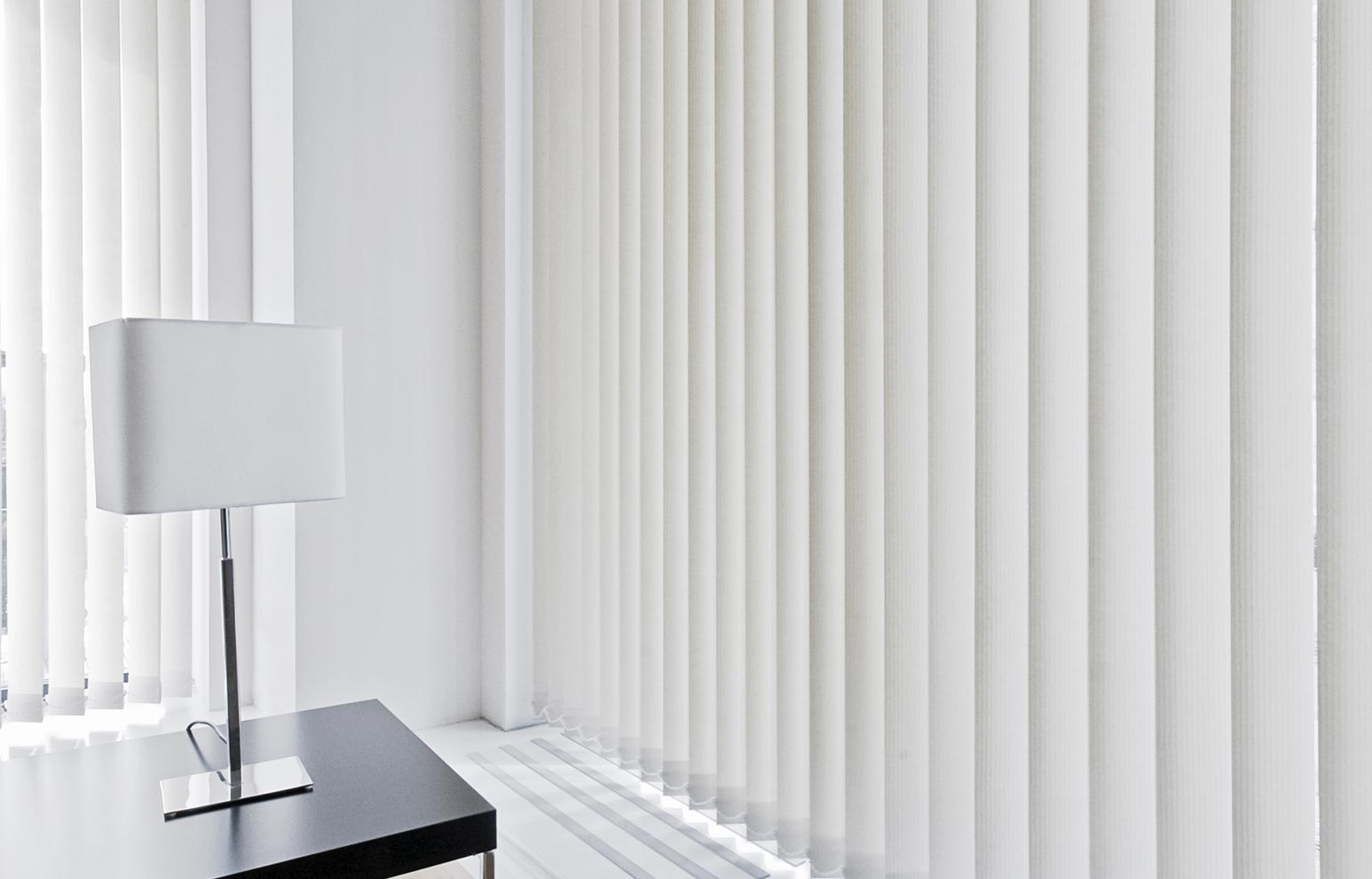 Choice of Vertical Blinds