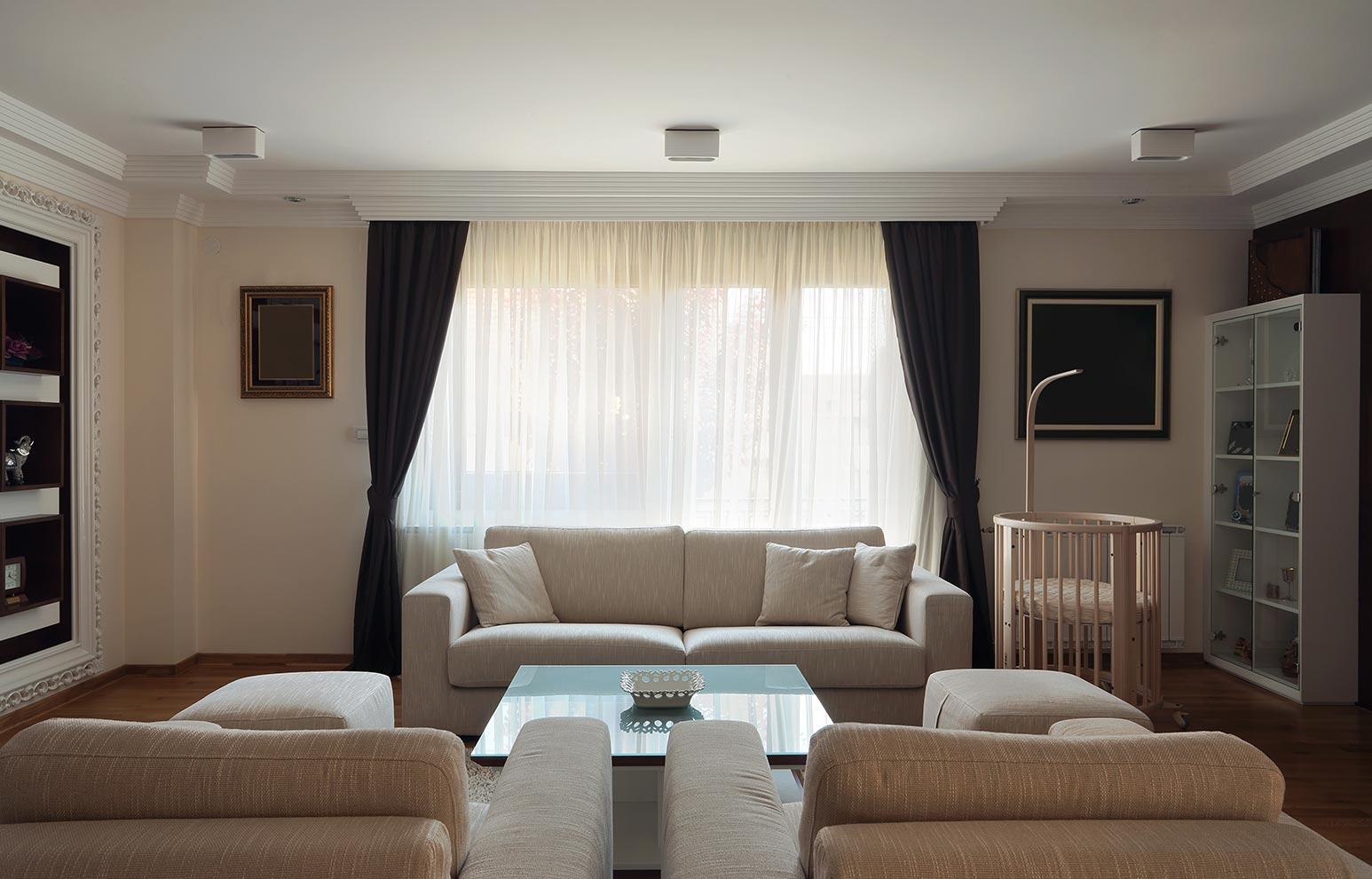 Semi-Sheer Curtains