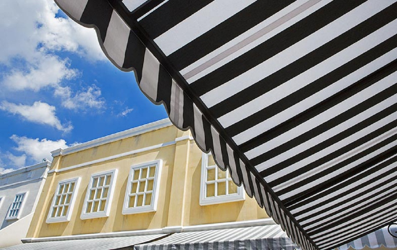 Canvas Retractable Awning