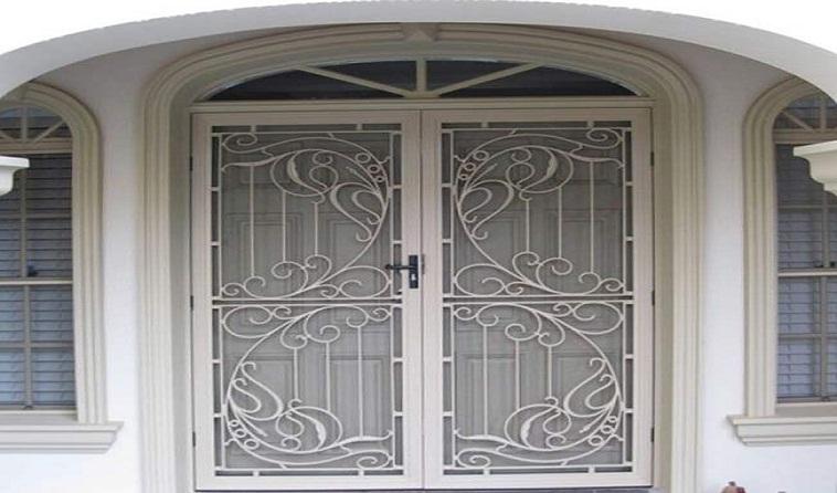 Double Hinged Door