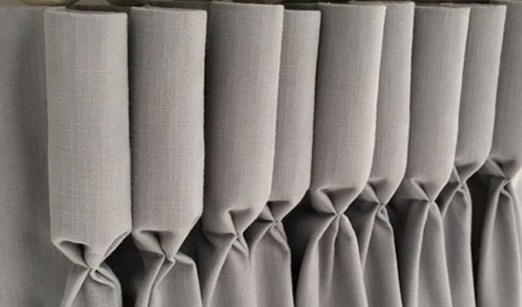 Goblet Pleat Sheer Curtains
