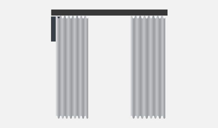 Motorised Sheer Curtains
