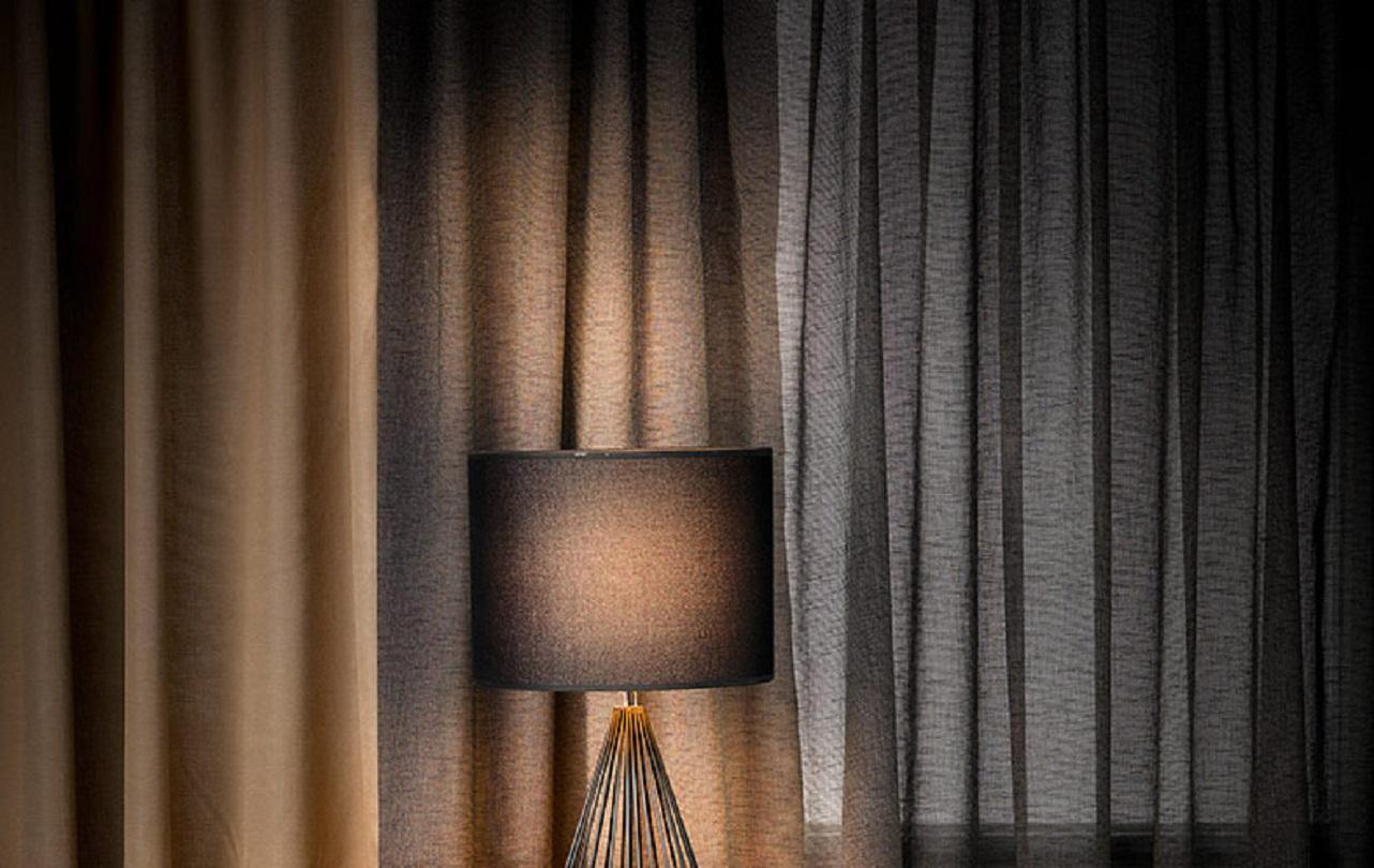 Plain Sheer Curtains