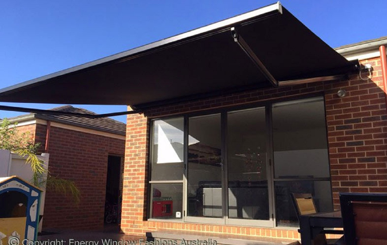 Acrylic Retractable Awning