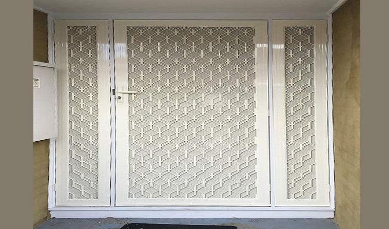Single Hinged Door