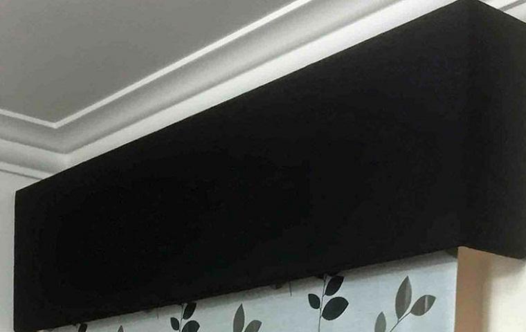 Upholstered Pelmet